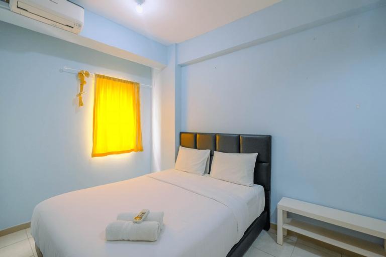 Homey 1BR Apartment @ Grand Center Point Bekasi By Travelio, Bekasi