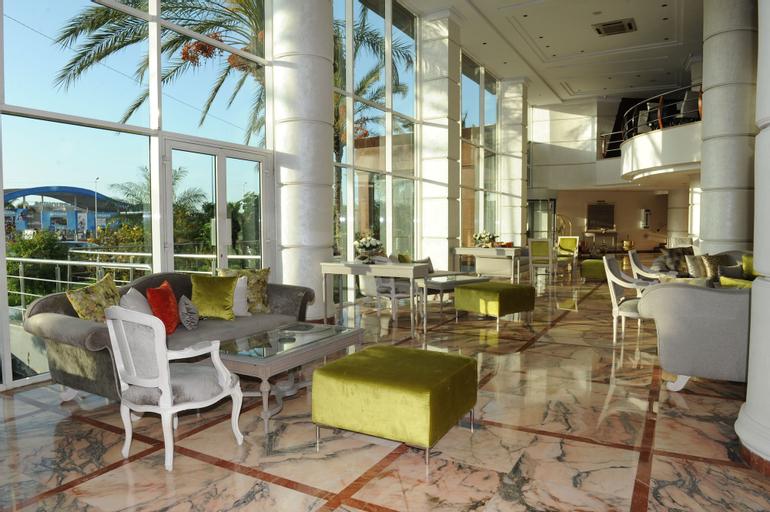 Le Zenith Hotel, Casablanca