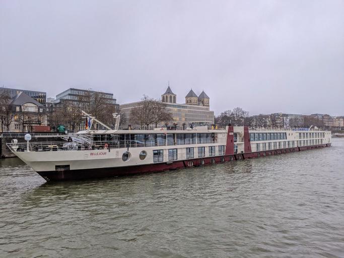 MS Select Bellejour - Neuss, Rhein-Kreis Neuss