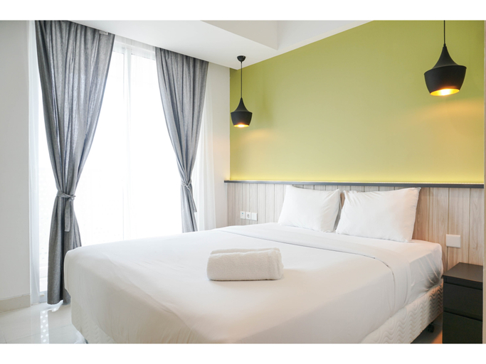 New Furnished with Strategic Place @ Studio West Vista Apartment By Travelio, Jakarta Barat