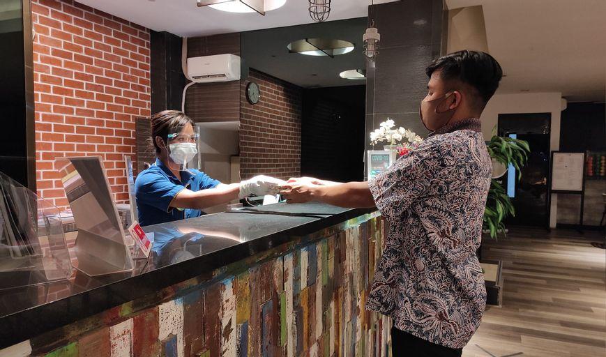 Hotel 88 Mangga Besar 120 Rumah Sakit Husada, Central Jakarta