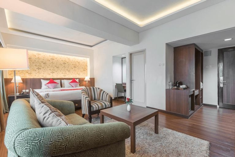 Sleepzzz Hotel Senayan, South Jakarta