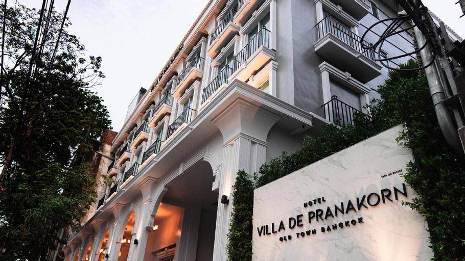Hotel Villa De Pranakorn - Relais & Chateaux, Pom Pram Sattru