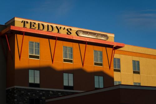 Teddy's Residential Suites New Town, Mountrail