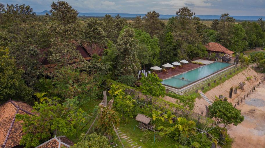 Bong Thom Forest Lodge, Banteay Srei