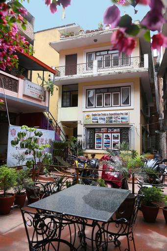 Kathmandu Nomad Apartment, Bagmati