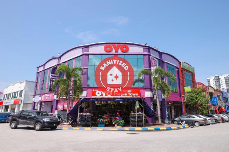 OYO 880 Hotel Purple Town (Sanitized Stay), Sabak Bernam