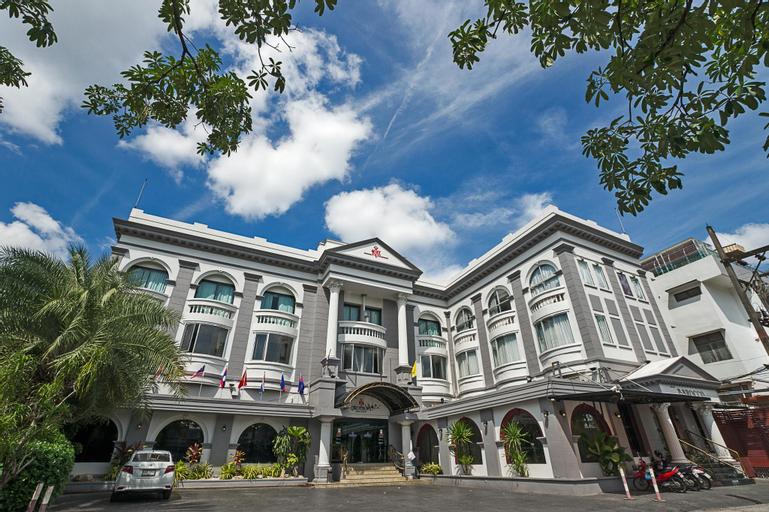 Kiss Gardenhome Chic Hotel, Hat Yai