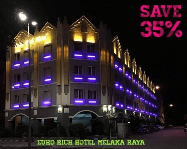 Euro Rich Hotel Melaka, Kota Melaka