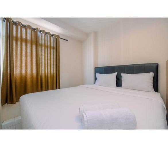 Minimalist and Cozy 2BR Apartment at Kalibata City Residence By Travelio, Jakarta Selatan