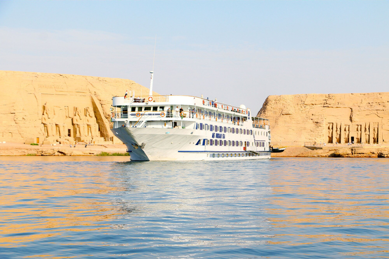 M/S Nubian sea lake cruise, Unorganized in Aswan