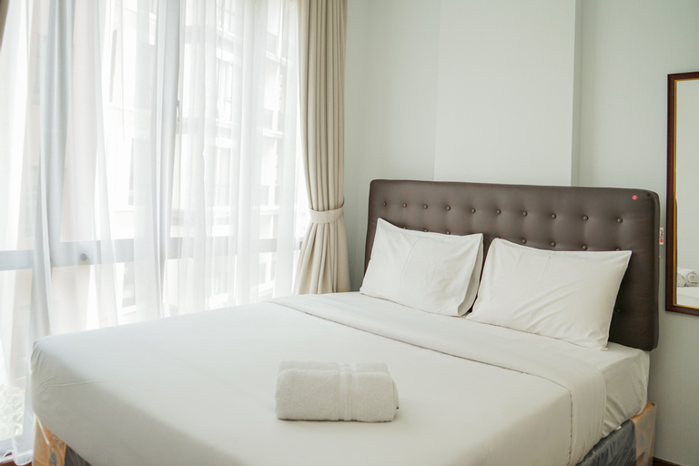 New Furnished and Luxury 2BR at Asatti Apartment By Travelio, Tangerang