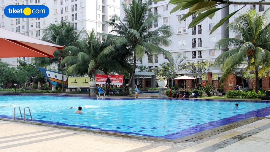 Onted's Room Apartemen Kalibata City (tutup sementara), Jakarta Selatan
