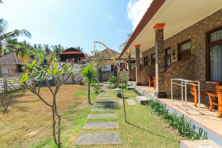 Pondok kelapa Bungalows Lembongan, Klungkung