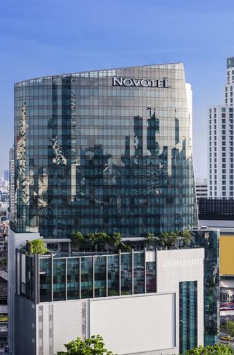 Novotel Bangkok Platinum, Ratchathewi