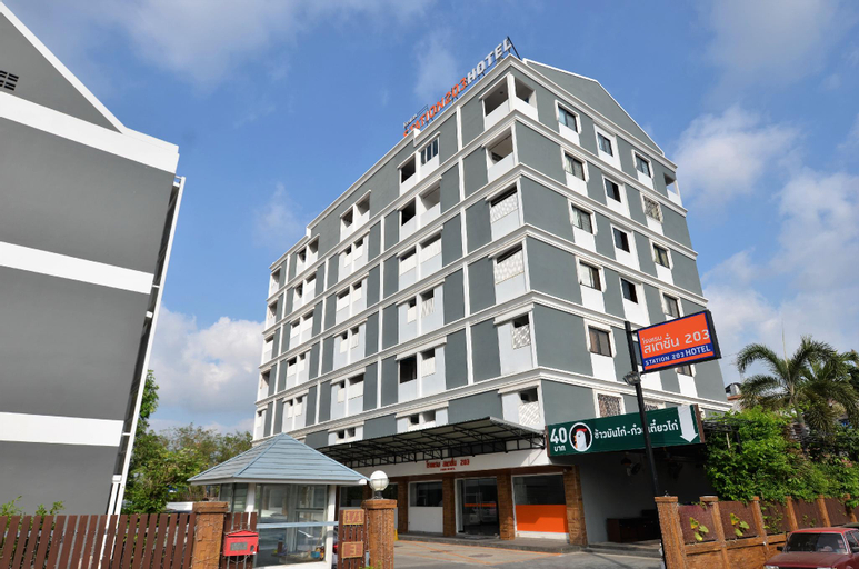 Station 203 Hotel, Min Buri