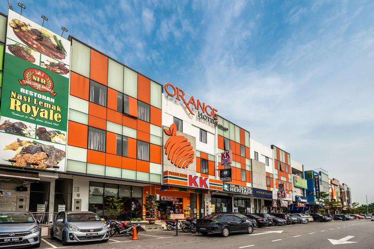Orange Hotel KLIA & KLIA2, Kuala Lumpur