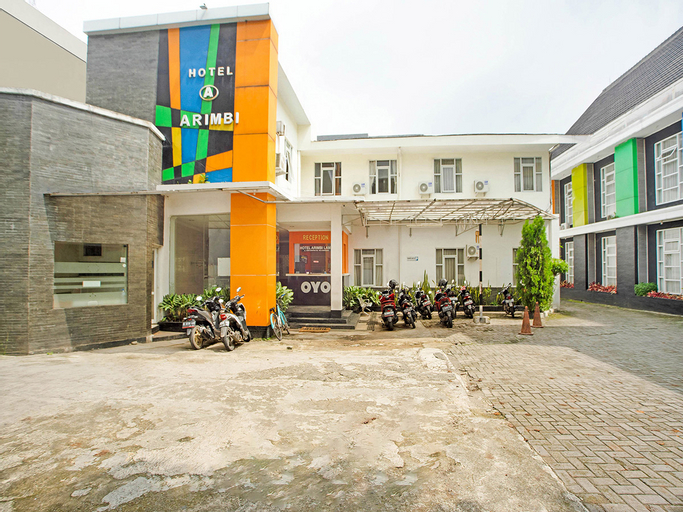 OYO 2554 Hotel Arimbi Lama Dewi Sartika, Bandung