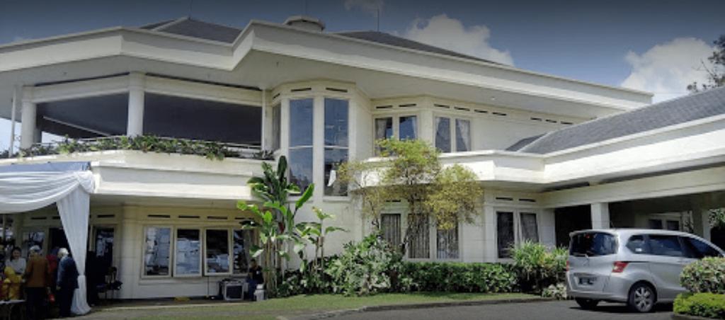 Villa Saddak, Bandung