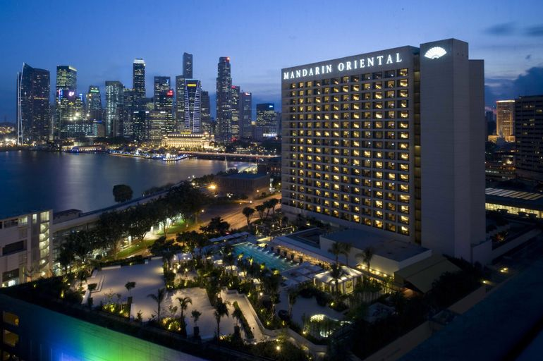 Mandarin Oriental, Singapore, Downtown Core