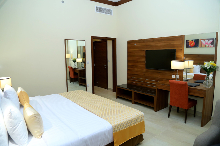Tulip Al Barsha Hotel Apartments,