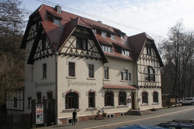 Springmanns Parkschlösschen Lichtenstein, Zwickau