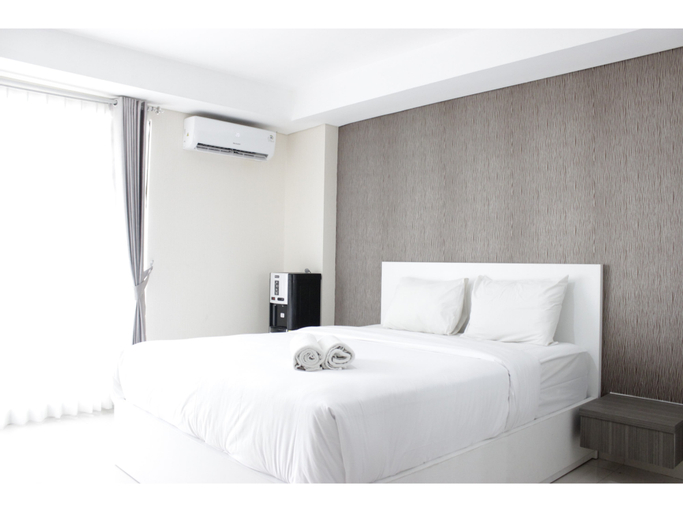 Comfy Studio Apartment at Tamansari Tera Residence By Travelio, Bandung