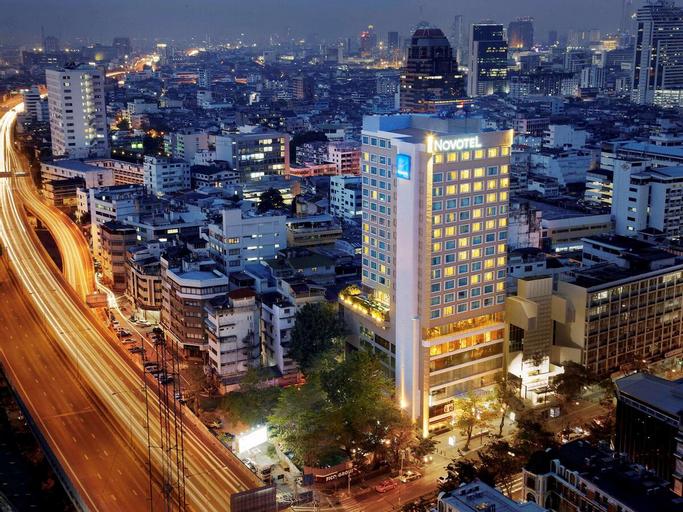Novotel Bangkok Silom Road, Khlong San