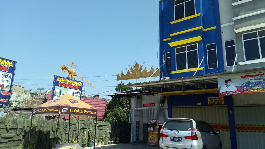 Guest House Bambu Kuning ex Cilamaya Hotel, Bandar Lampung