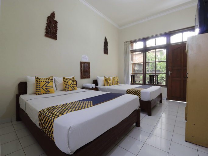 SPOT ON 2426 Hotel Aget Jaya Ii, Denpasar