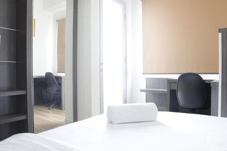 Chic Studio Apartment at Easton Park Residence Jatinangor By Travelio, Sumedang
