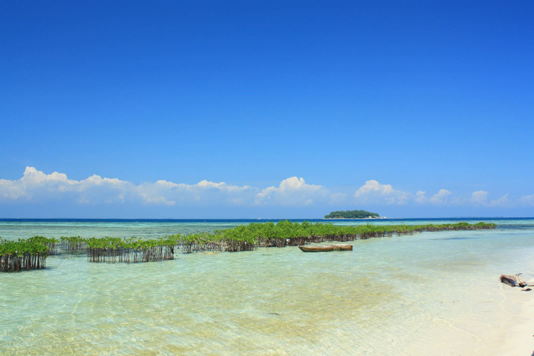 Mocha Homestay Pulau Pramuka, Thousand Islands
