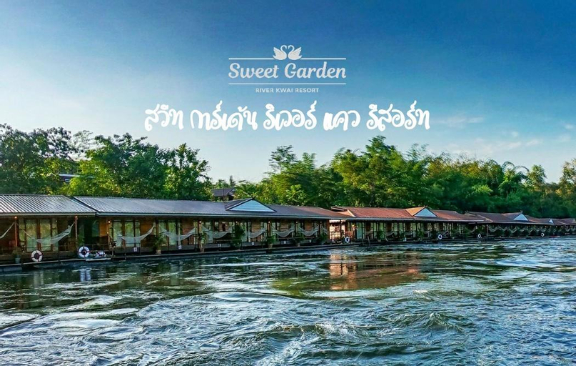 Sweet Garden River Kwai Resort., Thong Pha Phum