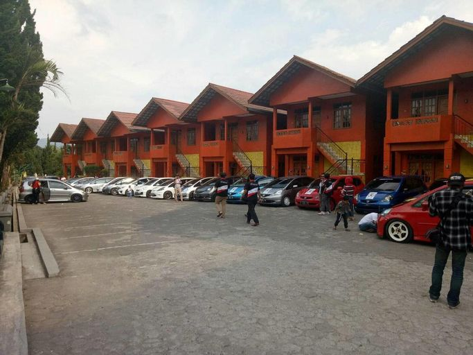Villa Teratai Lembang, Bandung