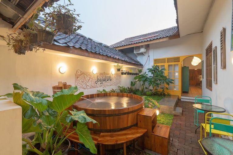 Wonderloft Hostel Jogja, Yogyakarta