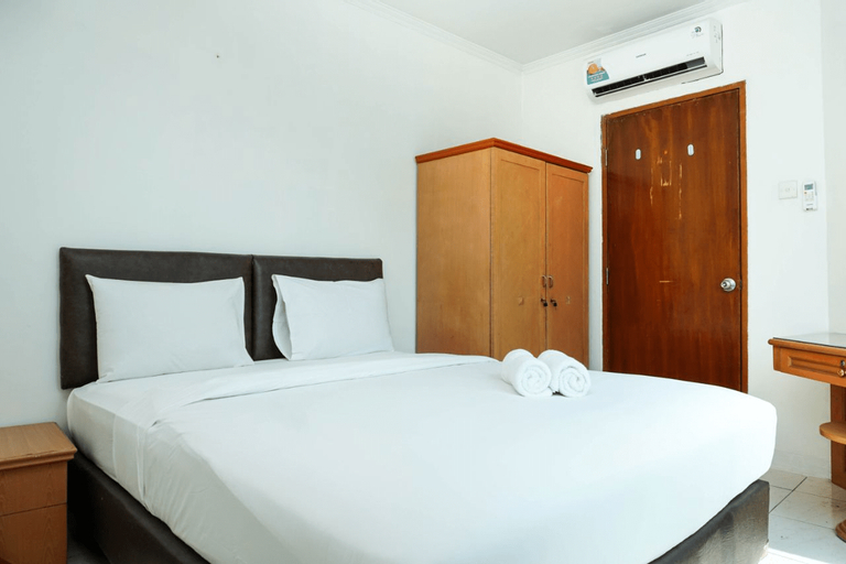 Simply 1BR Pangeran Jayakarta Apartment By Travelio, Jakarta Pusat