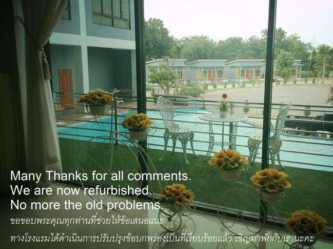 Aromdee Resort and Spa, Chalermphrakiet
