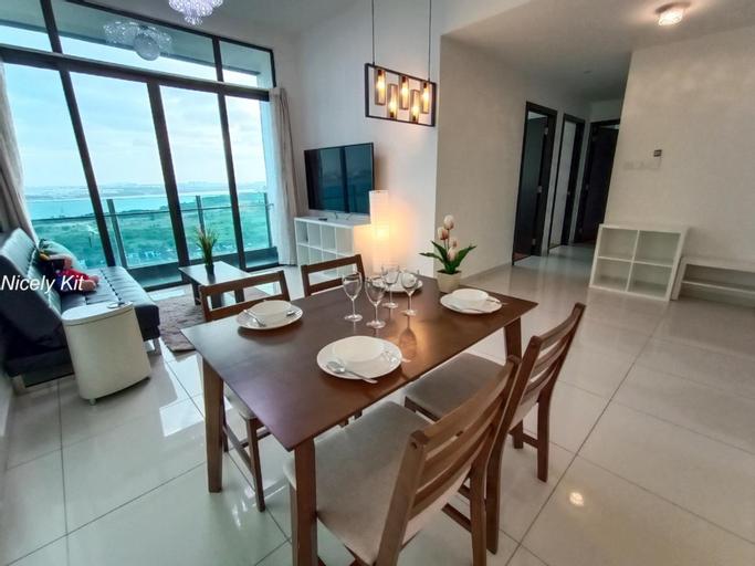 Marina Cove Executive Suite @ Johor Bharu, Johor Bahru