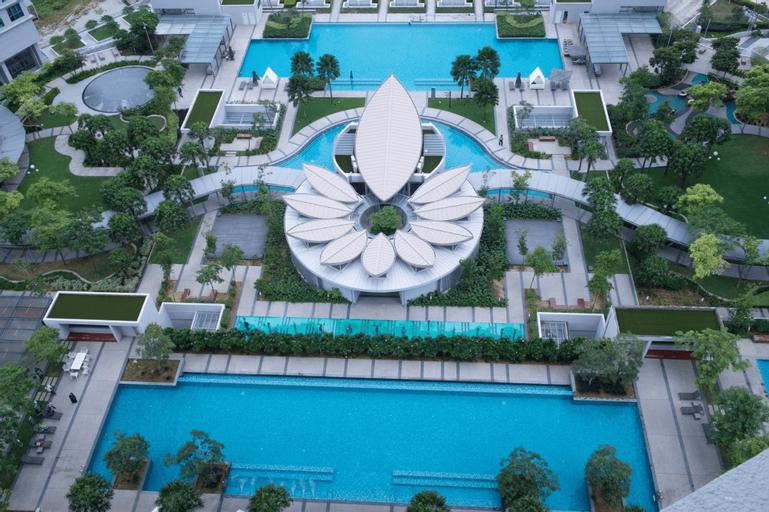 Teega Suites @ JB City Homestay, Johor Bahru