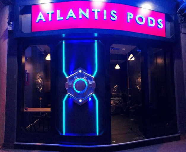 Atlantis Pods @ Little India, Kallang