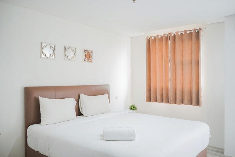Minimalist Studio Bintaro Icon Apartment near British School By Travelio, Tangerang Selatan