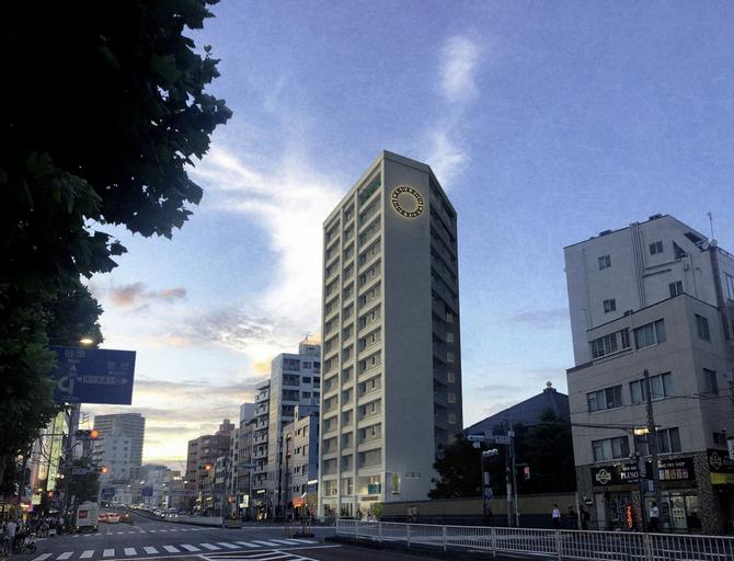 LANDABOUT Tokyo, Taitō