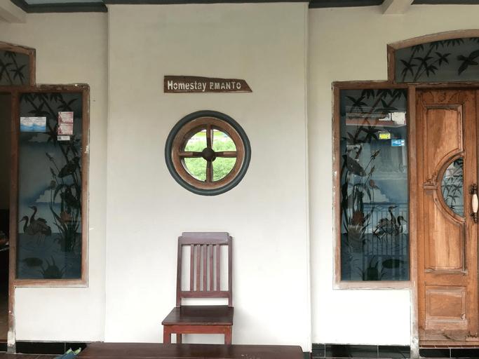 Homestay Pak Manto, Malang