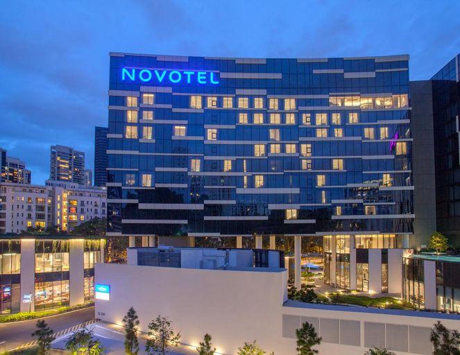 Novotel Singapore On Stevens, Tanglin