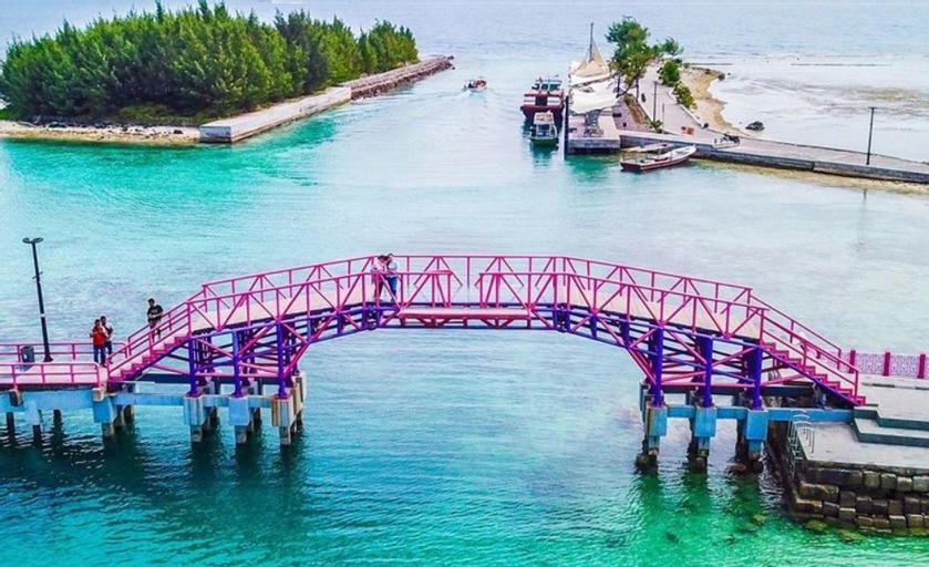 Ungu Homestay Pulau Pramuka, Thousand Islands