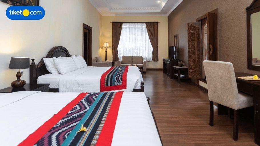 Ubud Hotel & Cottages Malang, Malang