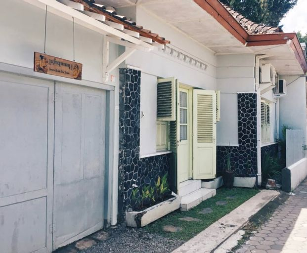 Ndalem Ngadiwinatan Homestay, Yogyakarta