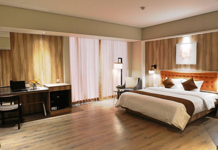 Grand Orchardz Hotel Kemayoran Jakarta Pusat Booking Murah Di Tiket Com