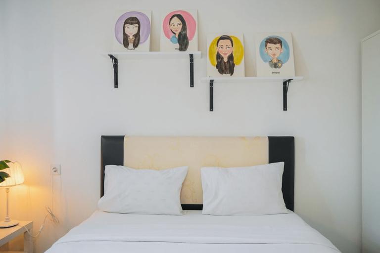 Minimalist Design Studio Apartment at Bintaro Icon By Travelio, Tangerang Selatan