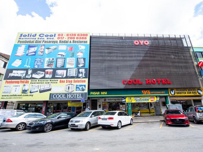 OYO 89628 Cool Hotel, Kuala Lumpur